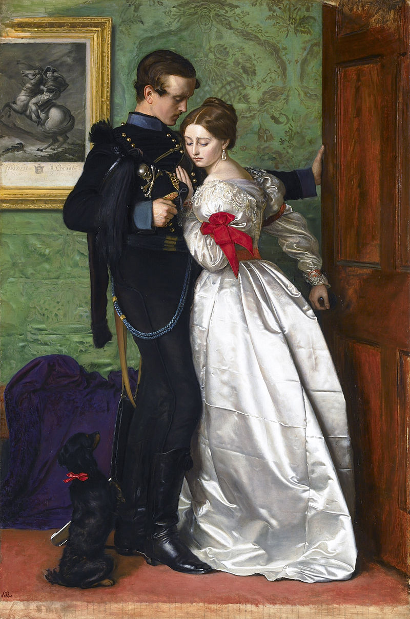 800px-John_Everett_Millais_The_Black_Brunswicker.jpg